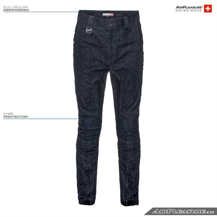 The innovative AirPleasure AREA Jeans, made out of high quality Kevlar fabrics, are known as our super comfortable power jeans. The applied materials for our Kevlar Jeans allow you to have a safe and at the same time fashionable appearance.  #AirPleasure #SwissMade #AREA #Kevlar #Knee #Protector #Jeans #cutprotection #abrasionprotection #fireprotection #impactprotection #biker #ride #safety #modern #fresh #sport #design #drifttrike #skater #longboard #skateboard #kevlarjeans #apparel…