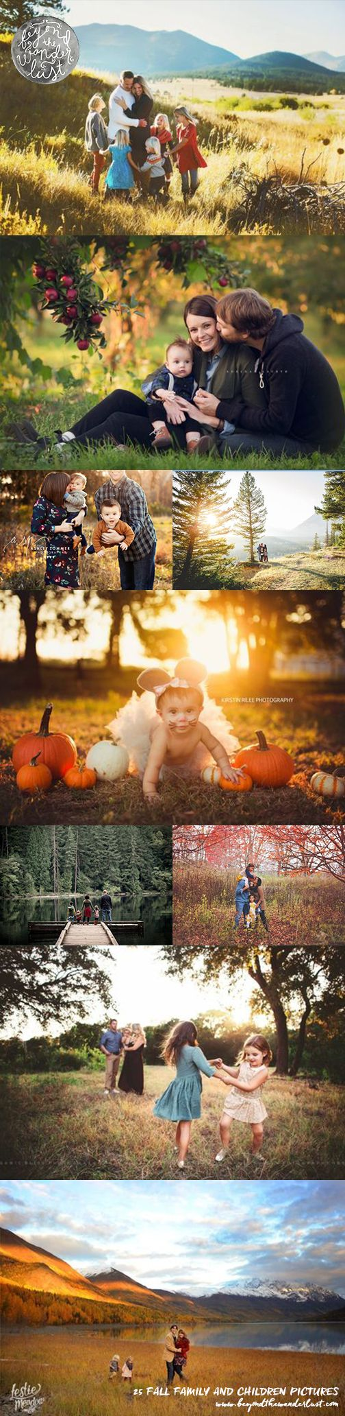 25 FALL FAMILY AND CHILDREN PICTURES, Fall family picture ideas, fall kid picture ideas