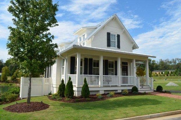 Southern living custom builder john bynum custom homes for Southern custom homes