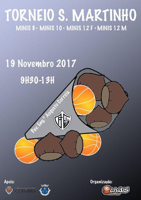 Minibasquete do Olivais Coimbra: Torneio de S. Martinho