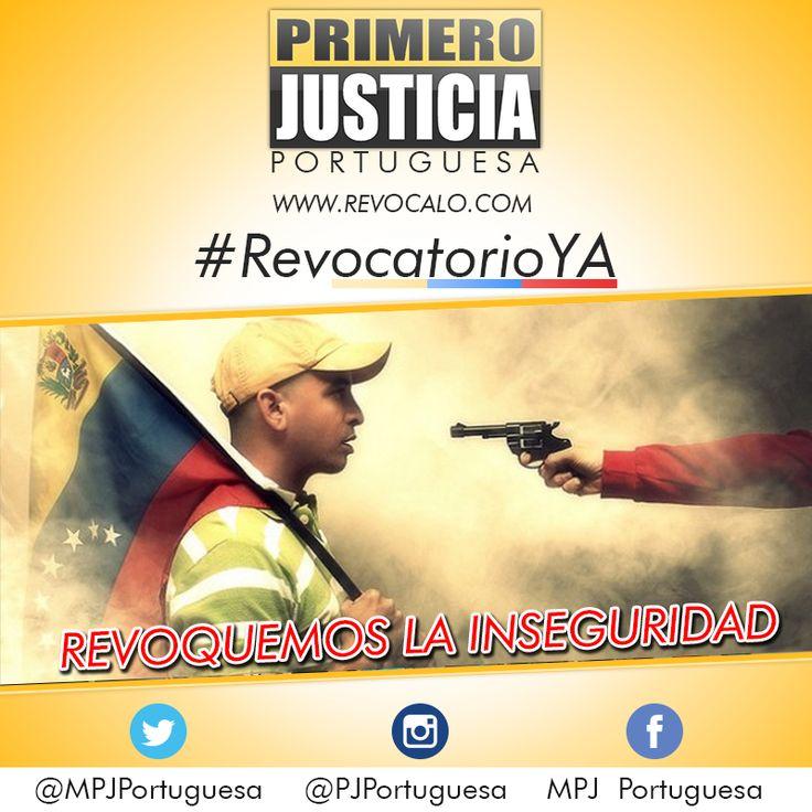 Referendo revocatorio al gobierno de Nicolás Maduro, impulsado por Henrique Capriles Radonski y Primero Justicia