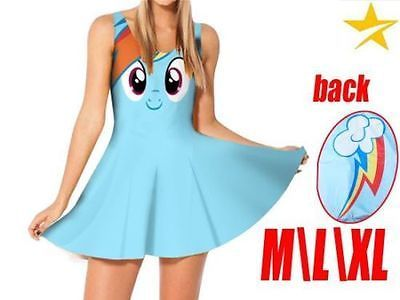 My #little pony cosplay #dresses rainbow dash #halloween costume m l xl,  View more on the LINK: http://www.zeppy.io/product/gb/2/222114554878/