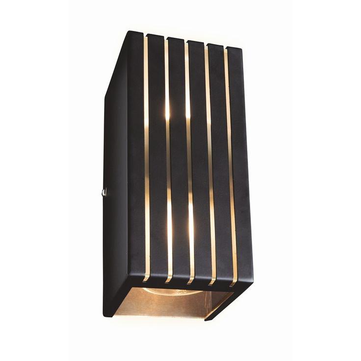 Brilliant 240v 2 X 25w Charcoal G9 Orelia Up Down Light