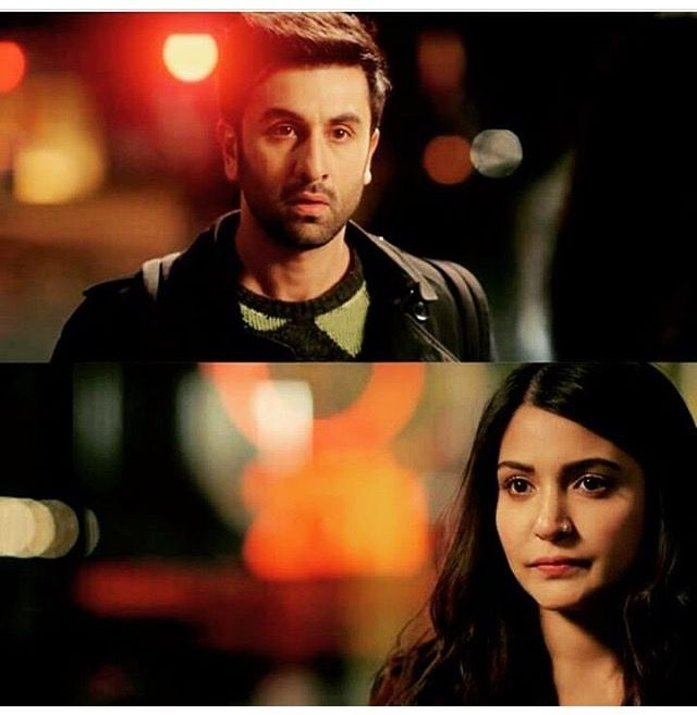 That pain in his eyes and that helplessness  in her eyes....