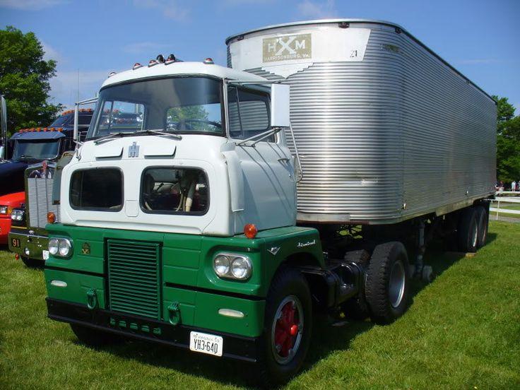 International Harvester COE Sightliner   Auto Obsession ...