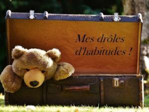 Mes drôles d'habitudes ! • Hellocoton.fr