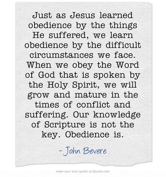 18 best john bevere images on pinterest john bevere bible verses just as jesus learned obedience by the things he suffered we learn obedience by the john beverejesus fandeluxe Gallery
