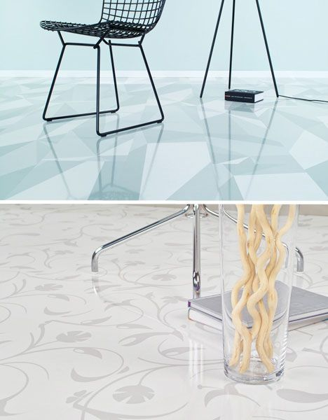 Step It Up: 15 Creatively Funky Floors. Flooring IdeasContemporary ...