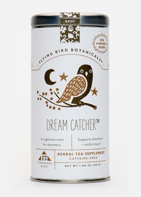 Flying Bird Botanicals - Dream catcher herbal loose tea