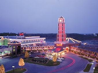 Harrah's North Kansas City Casino - Kansas City, Missouri. (many times(