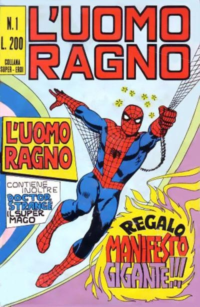 fumetti: Books Covers, Comic Uomo, Corno 1970, Marvel Comic, L Uomo Ragno, Comic Books, Marvel Italy, Comic Culture, Cartoon