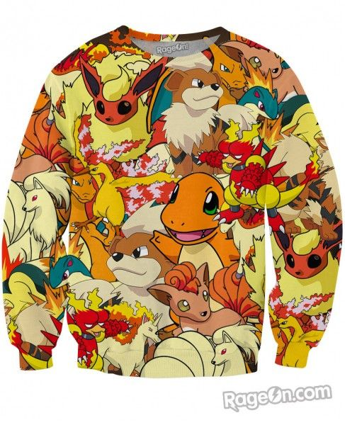 These Clothes Are An Insane Pokemon Fan's Dream