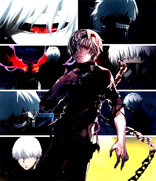 If Kaneki was set on his goal nothing would stop him. Description from tumblr.com. I searched for this on bing.com/images