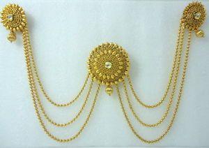 South-Indian-Real-Kundan-Bridal-Bun-Jura-Pin-Earrings-Bollywood-Head-Jewelry