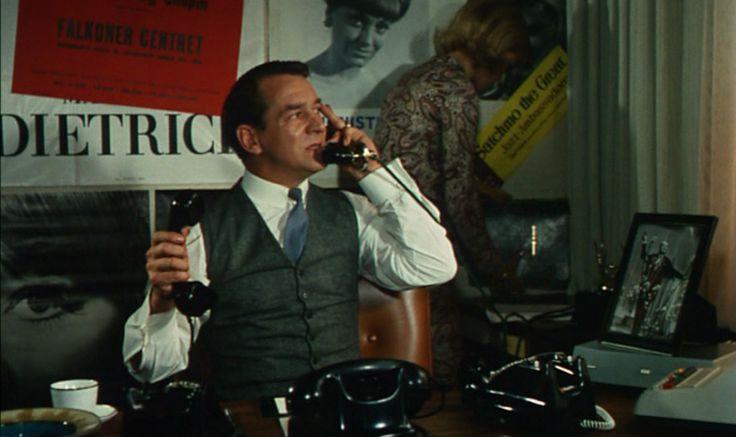 som Max i Pigen og Millionæren fra 1965