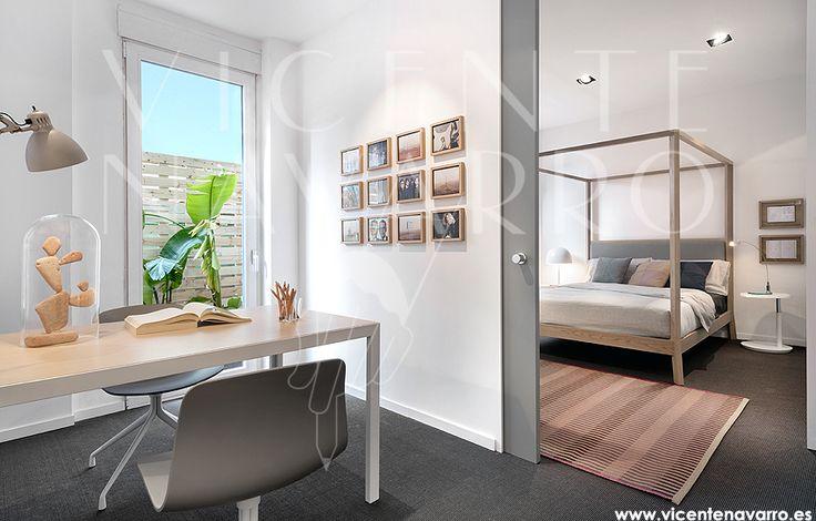 El Apartament Punt by Vicente Navarro @puntmobles