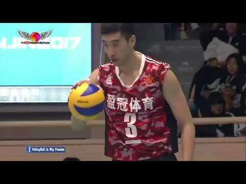 Tianjin (天津) VS Bayi(八一) | 24-12-2017 | Chinese Men's volleyball super l...