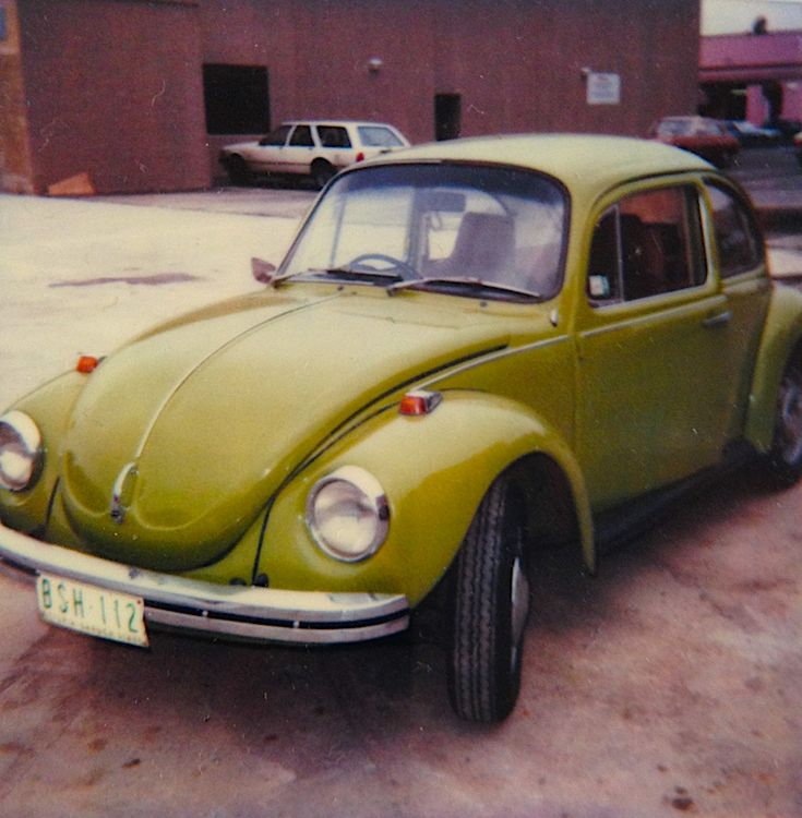 VW 1987. The Pea.