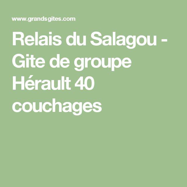 Relais du Salagou - Gite de groupe Hérault 40 couchages