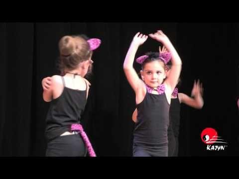 "Kajyn : Spectacle ""Cinéma"" 2014 - La Panthère Rose - YouTube"