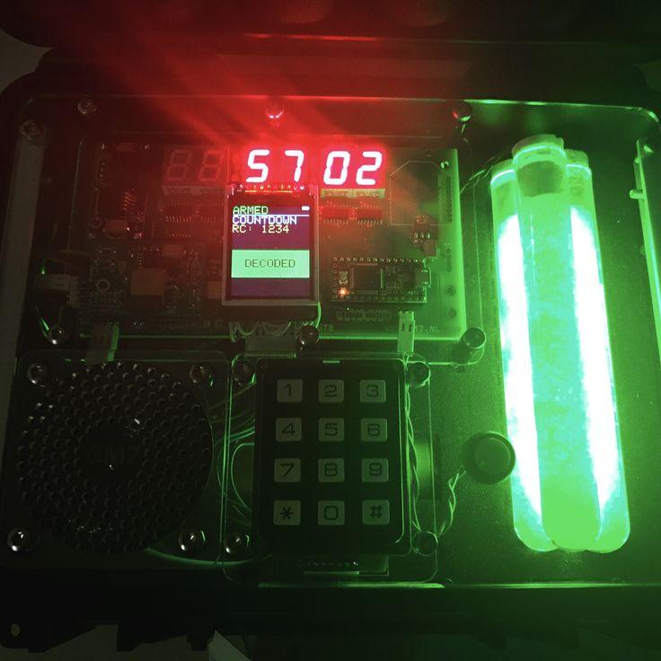 Biochemical goo time bomb game. Samson Electronics Service