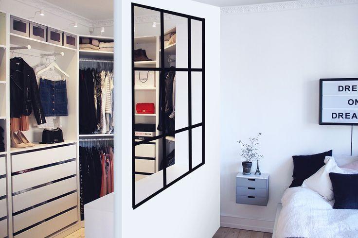 Wardrobe inspo industrial Windows