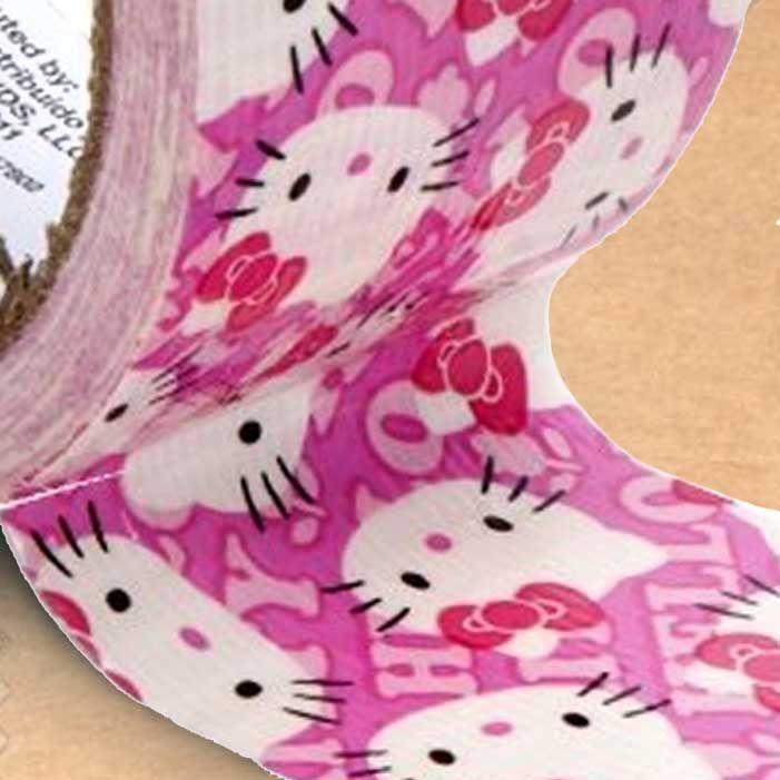 Hello Kitty Duct Tape #hellokitty #japan #kawaii #merch #merchandise