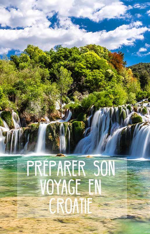 Toutes les infos utiles pour bien préparer son voyage en Croatie