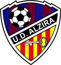 1946, UD Alzira (Alzira, Comunidad Valenciana, España) #UDAlzira #Alzira #Valencia (L19075)