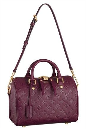 Louis Vuitton Speedy Mongram Empreinte