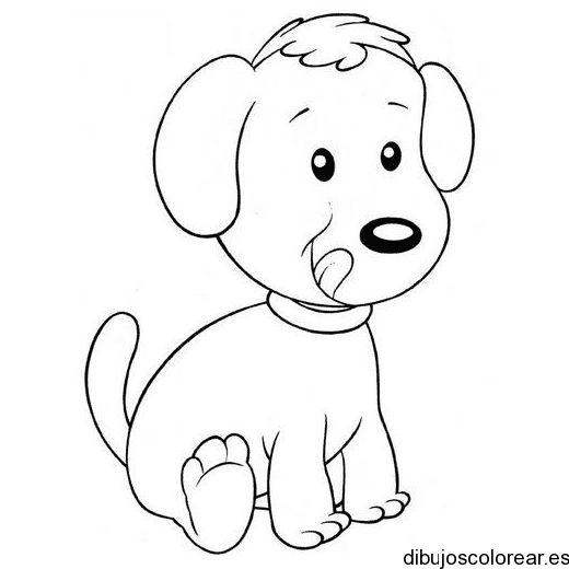 dibujos animados para colorear de animales tiernos - Buscar con Google : Mi preescolar ...
