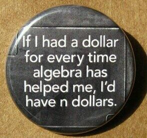 Twitter / mr_chadwick: Always partial to a Maths joke: ...