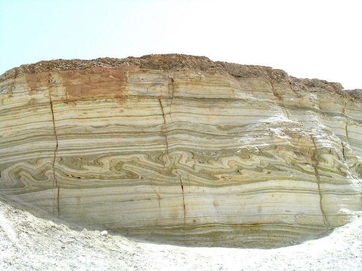 Blended varves - signs of ancient earthquakes in Nahal Pratzim, near the Dead Sea, Israel