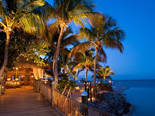 The World's Most Beautiful Wedding Venues: Little Palm Island, Florida Keys, U.S.A.