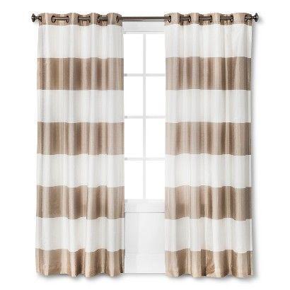 52 best Curtains Target Kirklands images on Pinterest Curtain
