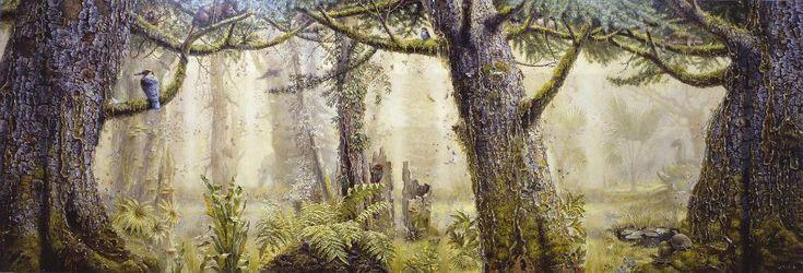 Otto Frello (my favorite painter)