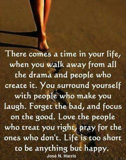 Amen. Even the people who have been in your life for years, who claim not only are you a friend, but family. Take a really good look because they lie, they use and they walk away or put you aside when you really need them or when they decide someone else is better to have around.