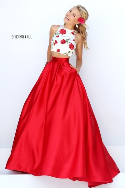 Sherri HIll 2016 Prom Dress #50232