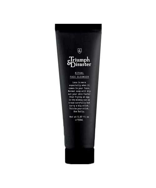Triumph & Disaster Ritual Face Cleanser - The Emporium Barber Mens Facial Products