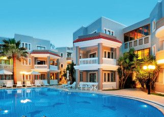 Stavroula Palace Kissamos Kreta Grecja