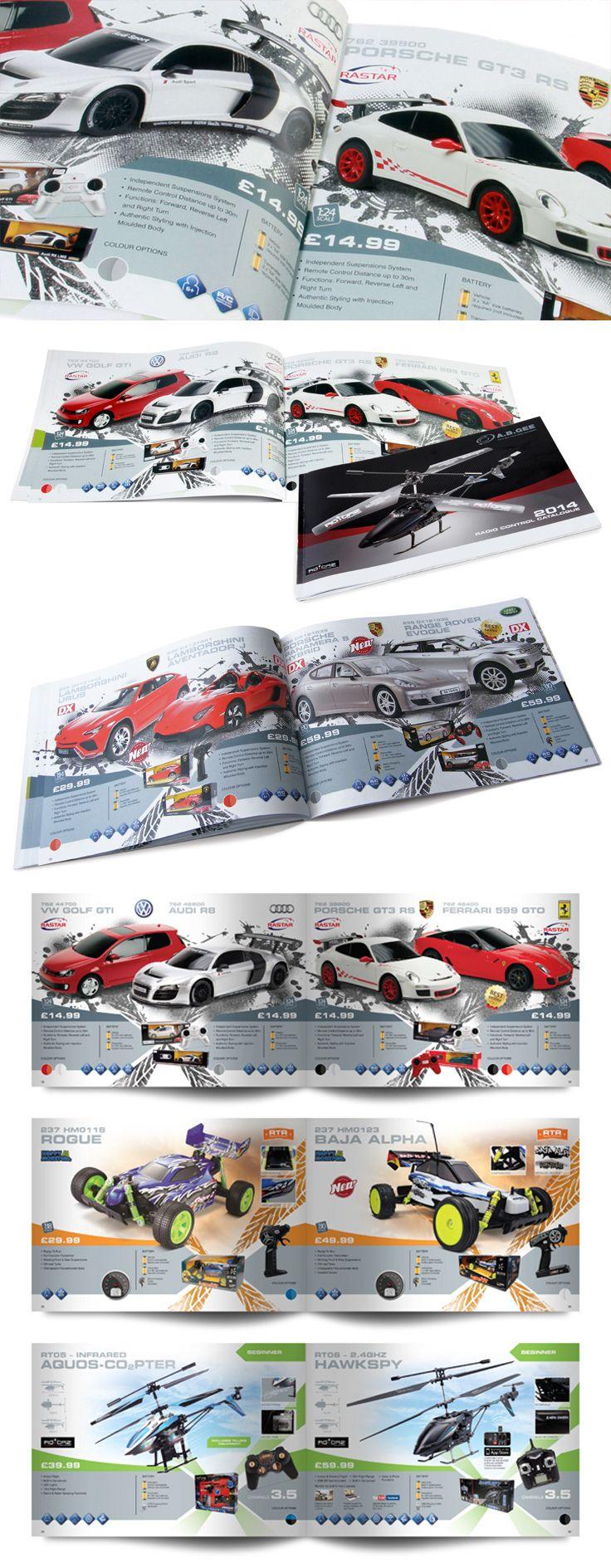 RC Catalogue - 2014