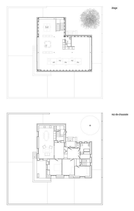 Villa + Office Tardin-Pittet di TARDIN PITTET | Edifici per uffici