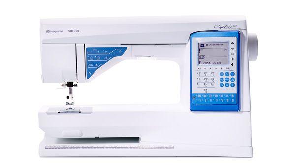 SAPPHIRE™ 930 - HUSQVARNA VIKING®