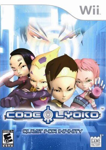 Game PC Rip - Code Lyoko Quest for Infinity [MEGA] [NTSC] [Wii]