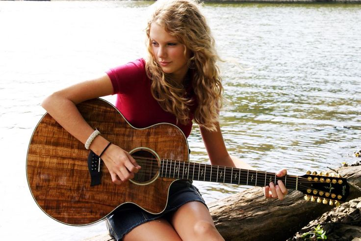 After a year of taking guitar lessons and playing guitar non-stop, Taylor and her parents thought it was time to get her name out there. At the age of 14, Swift and her parents started working with New York-based music manager Dan Dymtrow. Dymtrow helped get Taylor's name and face in the public by getting her modeling deals and eventually an original song in a Maybelline compilation CD. She also attended meetings with major record labels before finally getting her first big opportunity.