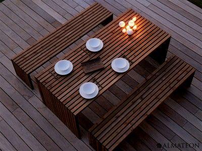 27 best Salon de jardin repas images on Pinterest Bar chairs