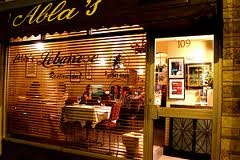 Abla's Lebanese restaurant