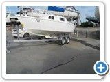 Boat Trailer Repairs  Located in Somerville, Victoria at Yaringa boat harbour,.