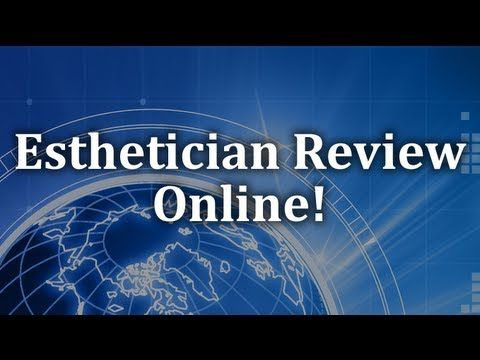 10 best esthetician exam images on pinterest aesthetics gym and learn about esthetician training and be prepared for test day understand this key esthetician exam fandeluxe Images