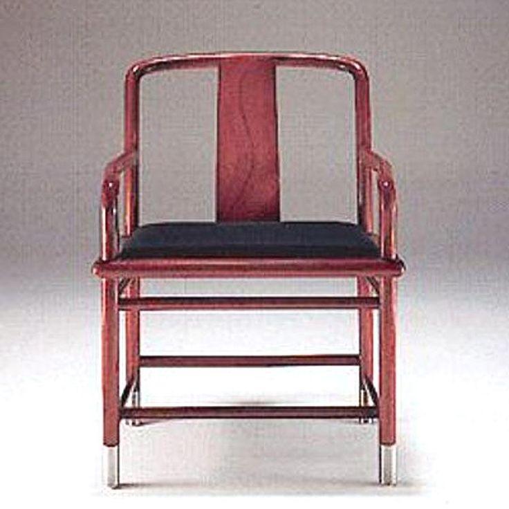 Tsu Chair By Brueton By Stanley Jay Friedman